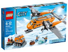 LEGO City 60064 L'avion de ravitaillement