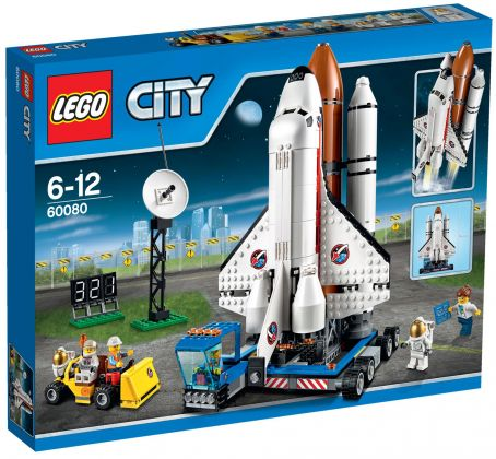 LEGO City 60080 Le centre spacial
