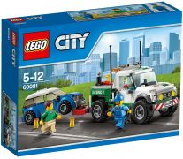 LEGO City 60081 Le pick-up dépanneuse