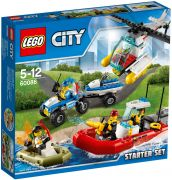 LEGO City 60086 Ensemble de démarrage LEGO City