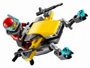 LEGO City 60090 L'explorateur sous-marin