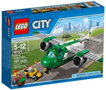 LEGO City 60101 L'avion cargo