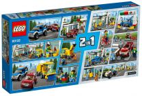 LEGO City 60132 La station-service
