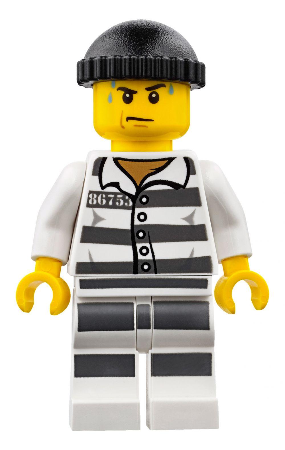 Lego City 60141 Pas Cher Le Commissariat De Police Station