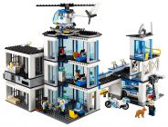 LEGO City 60141 Le commissariat de police