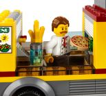LEGO City 60150 Le camion pizza