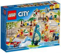 LEGO City 60153 Ensemble de figurines LEGO City - La plage