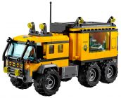 LEGO City 60160 Le laboratoire mobile de la jungle