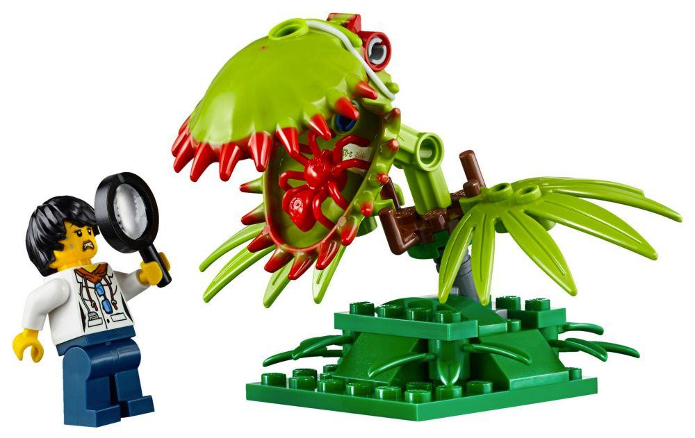 plante carnivore lego