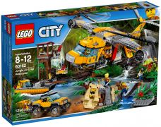 LEGO City 60162 L'installation du camp de base