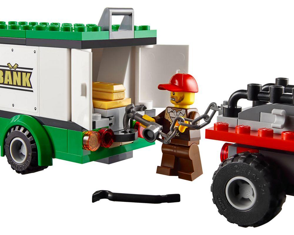 Lego Rivière City 60175 La Le Braquage Par wXN08nOPk