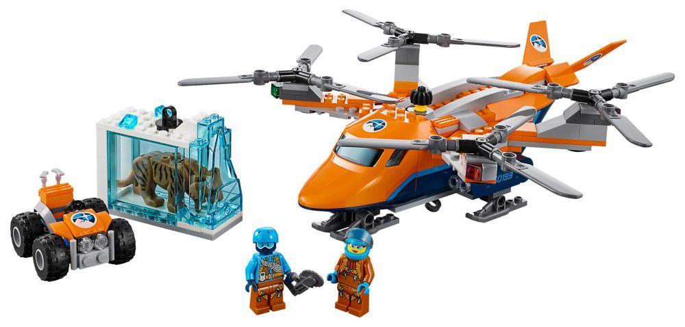 Lego 60193 City CherL'hélicoptère Pas Arctique kXiOPZu