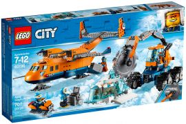 LEGO City 60196 L'avion de ravitaillement arctique