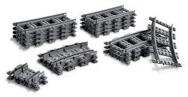 LEGO City 60205 Pack de rails