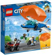 LEGO City 60208 L'arrestation en parachute