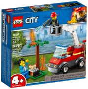 LEGO City 60212 L'extinction du barbecue
