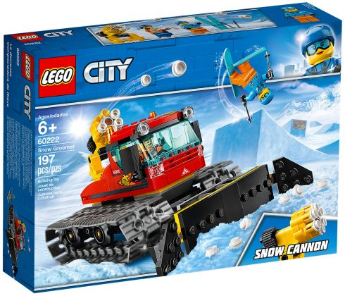 LEGO City 60222 La dameuse