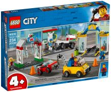 LEGO City 60232 Le garage central