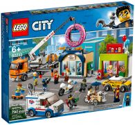 LEGO City 60233 L'ouverture du magasin de donuts