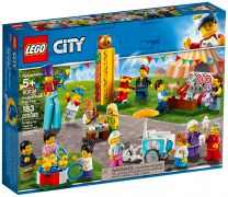 LEGO City 60234 Ensemble de figurines - La fête foraine