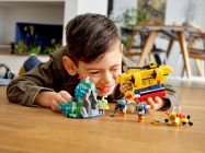 LEGO City 60264 Le sous-marin d'exploration
