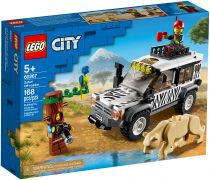 LEGO City 60267 Le 4x4 Safari