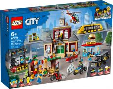 LEGO City 60271 La place du centre-ville