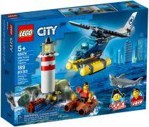 LEGO City 60274 La capture au phare