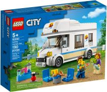 LEGO City 60283 Le camping-car de vacances