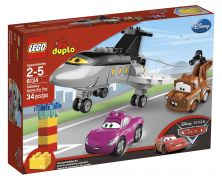 LEGO Duplo 6134 - Siddeley pas cher