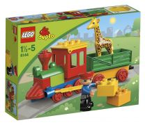 LEGO Duplo 6144 - Le train du zoo pas cher