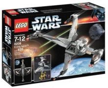 LEGO Star Wars 6208 B-wing Fighter