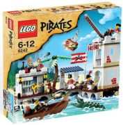 LEGO Pirates 6242 Le fort des soldats