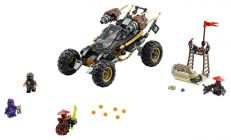 LEGO Ninjago 66548 Rock Roader