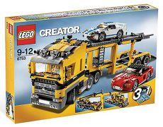 LEGO Creator 6753 Le transport de voitures