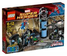 LEGO Marvel Super Heroes 6873 Spider-Man vs. Doc Ock