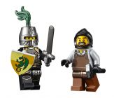 LEGO Kingdoms 6918 L'attaque du forgeron