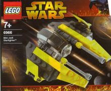 LEGO Star Wars 6966 Jedi Starfighter