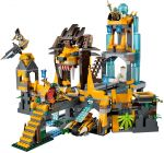 LEGO Chima 70010 Le temps de la tribu Lion