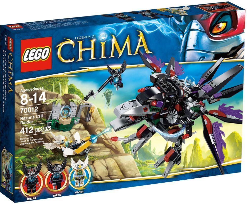 Razar Chima 70012 Lego De CherL'attaque Condor Pas v8wOmNny0