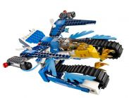 LEGO Chima 70013 L'ultra Striker d'Equila