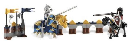 LEGO Castle 7009 The Final Joust