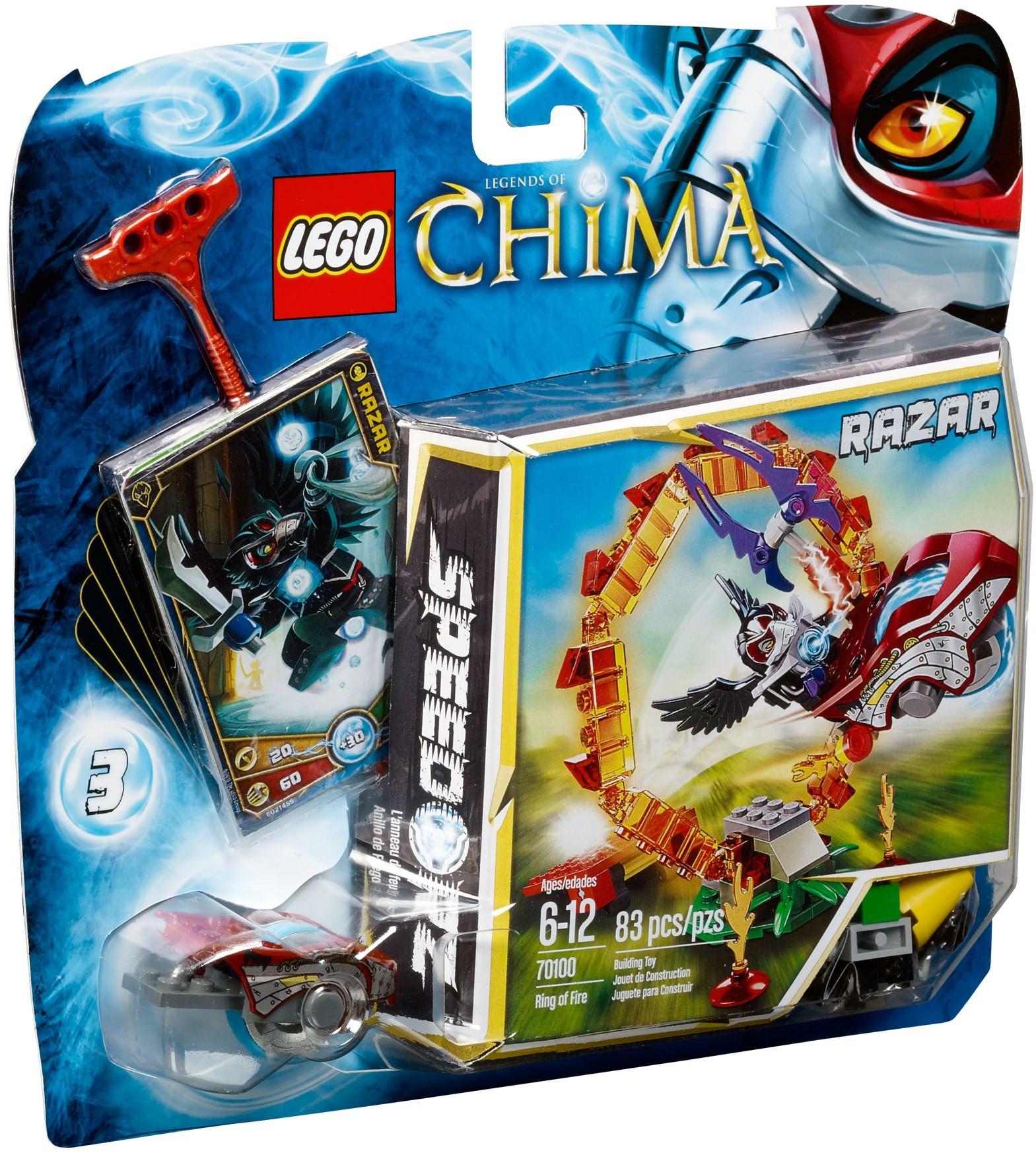 Lego chima 70100 pas cher l 39 anneau de feu - Image de lego chima ...