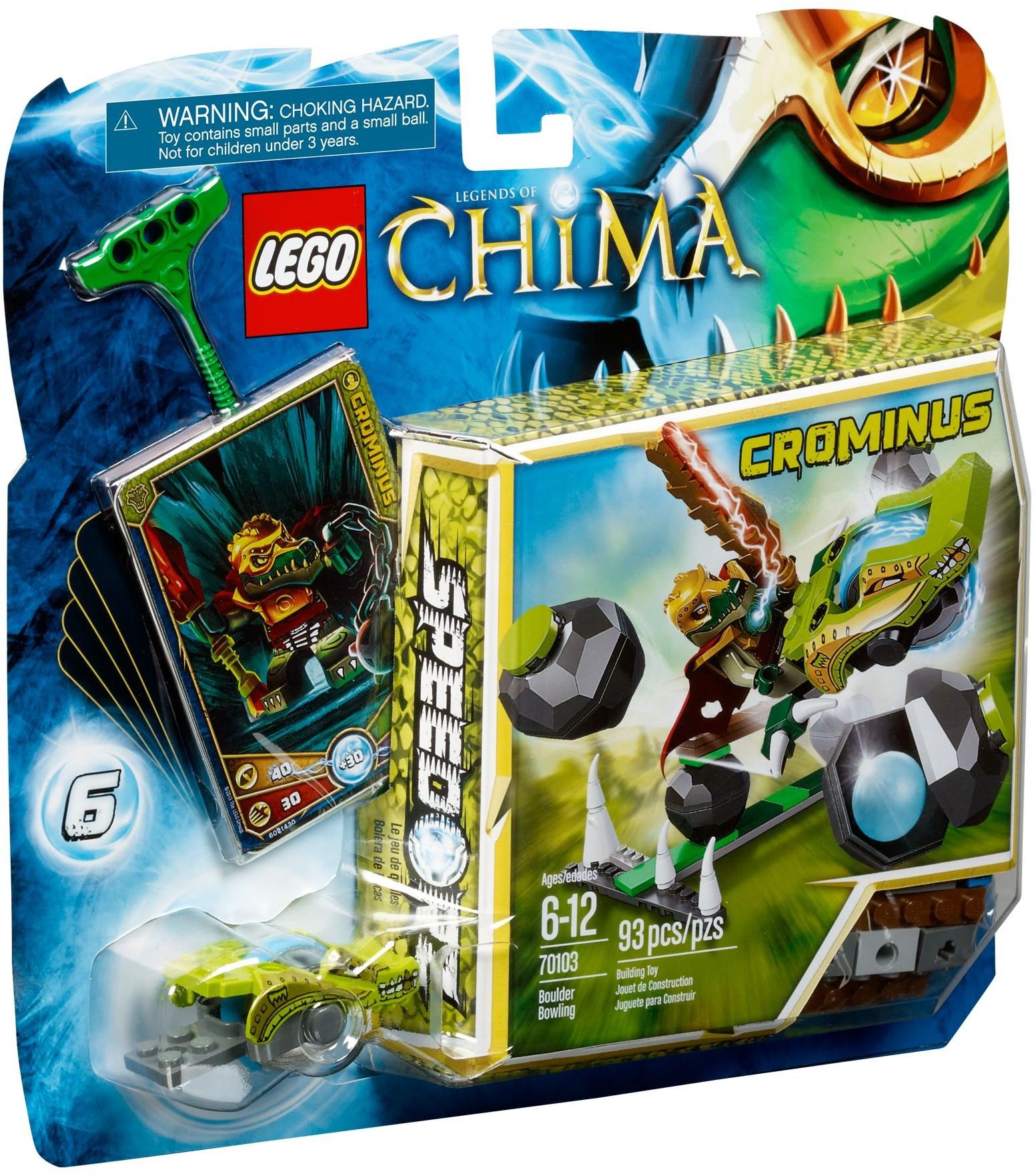 Lego chima 70103 pas cher le chamboule tout - Image de lego chima ...