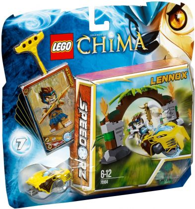 LEGO Chima 70104 Les portes de la Jungle