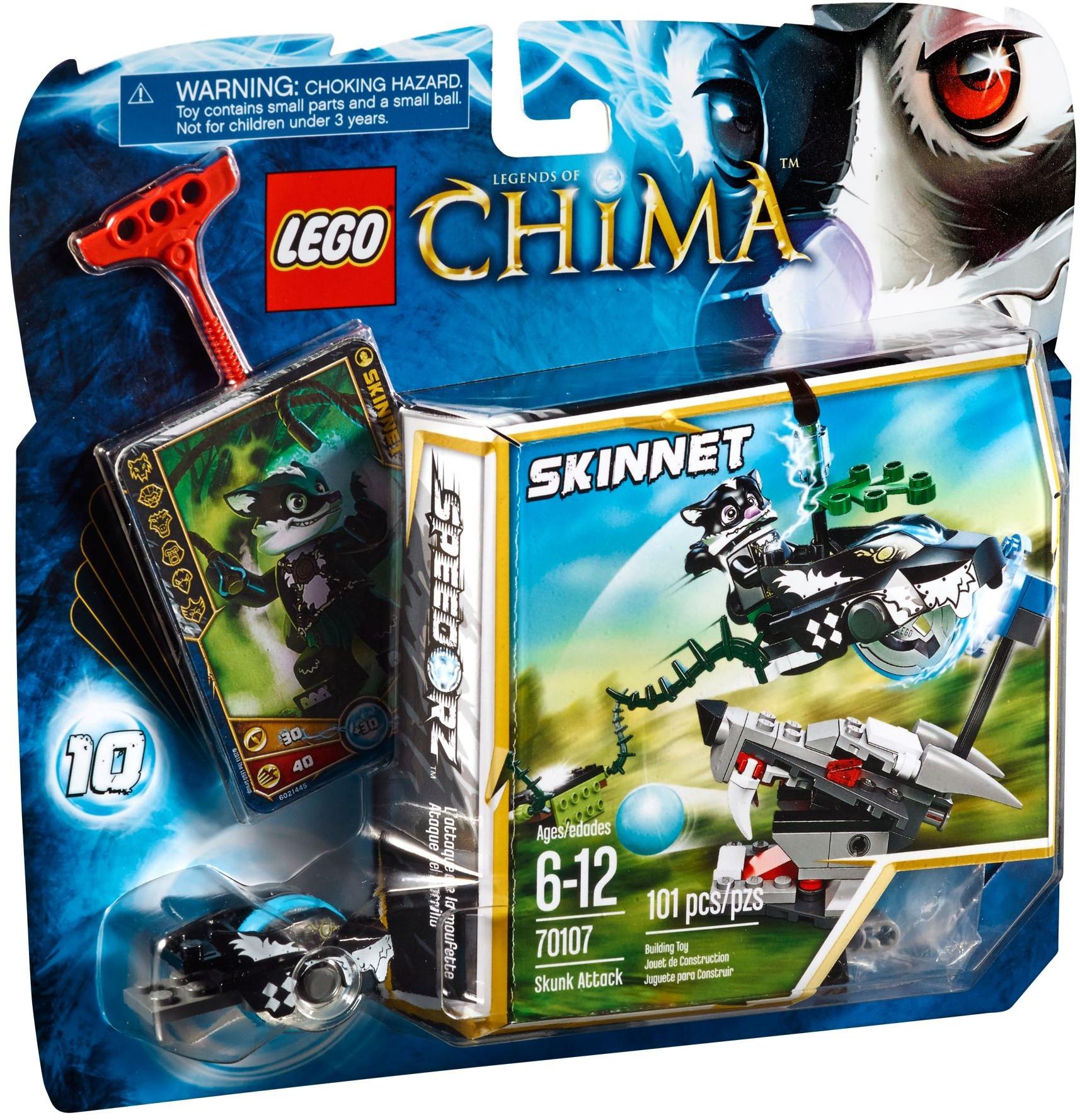 Lego chima 70107 pas cher l 39 expulsion chi - Image de lego chima ...