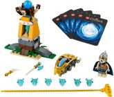 LEGO Chima 70108 L'attaque du nid Royal