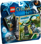 LEGO Chima 70109 Le tourbillon infernal