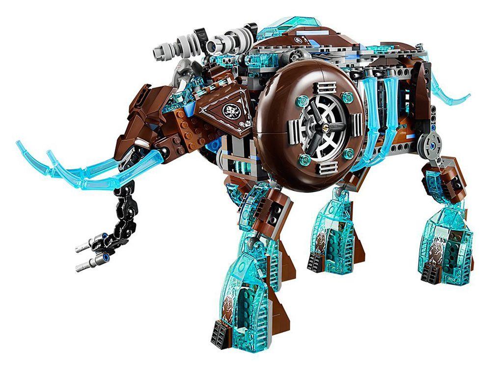 Lego chima 70145 pas cher maula le mammouth des glaces - Image de lego chima ...