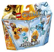 LEGO Chima 70156 Set de démarrage - Laval vs Sir Fangar